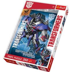 Puzzle 260 Optimus Prime - Transformers TREFL