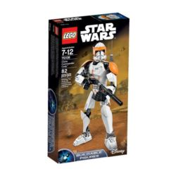 LEGO STAR WARS Figurka Clone Commander Cody 75108