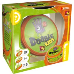 Gra DOBBLE Kids REBEL