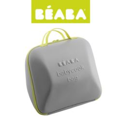 Torba Etui do Babycook Solo BEABA grey/yellow